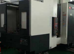 Centrum obróbcze high speed Mazak HCN 5000