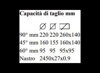 BIANCO 280 M P91112036
