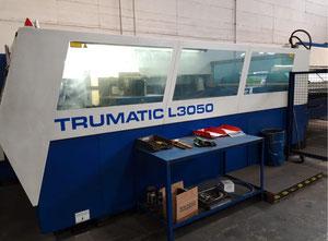 Trumpf Trumatic L3050 laser cutting machine