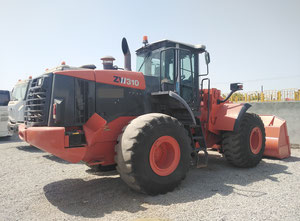 Pelleteuse / Bouteur / Chargeuse Hitachi ZW 310 Wheel Loader