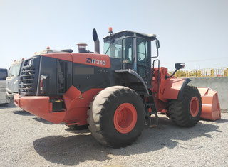 Hitachi ZW 310 Wheel Loader P91112046