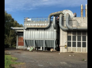 Used Sidas MC 100.000 Dust collector