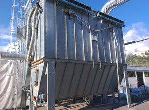 Used Mion MC 35.000 Dust collector