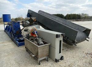 Mercator MCTR Plastic machine