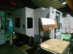Haas EC400 Machining center - horizontal