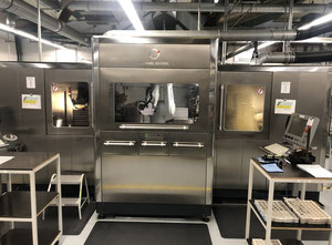 Werkzeugschleifmaschine Hochleistungsschleifzentrum ISOG FLEXUS