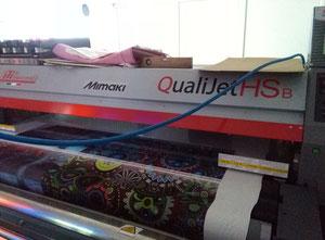 Imprimante textile Quali Jet Hs Mimaki Jv5