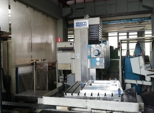 Monti MCS 100 Table type boring machine CNC