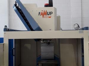 Centro di lavoro con cambio pallet usato Famup MCX 700 CP