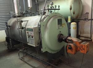 Attsu RL 1500/8.4 Industrial boiler