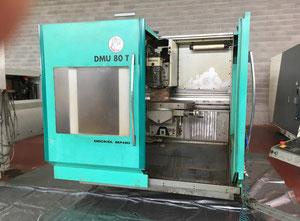Deckel Maho DMU 80 T Machining center - vertical