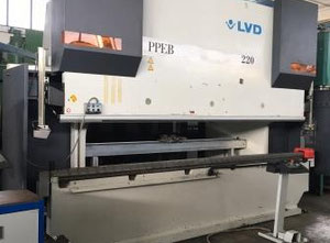 Prasa krawędziowa CNC/NC LVD PPEB 220/40