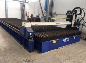 Becky MINI CUT 36\80 B Cutting machine - Plasma / gas