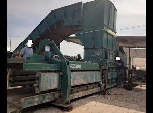 Ormic BALER Packing Press