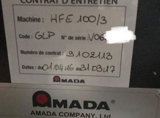 Amada HFE P91113127