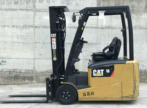 CAT EP 18 CPNT Electric forklift