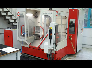 Hermle UWF 902 H Fräsmaschine Universal