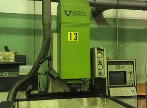 Used ONA d360 Wire cutting edm machine