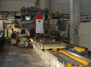 Portal taşlama makinesi WMW Aschersleben SZ 1250