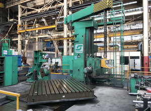 Scharmann Heavycut 1 CNC Plattenbohrwerk