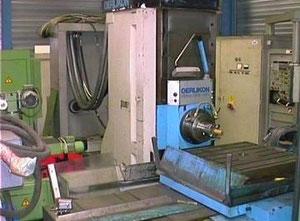 Oerlikon HM 3 MPI CNC Fräsmaschine Vertikal