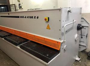 Cisaille CNC Ermaksan HGS 4100X6