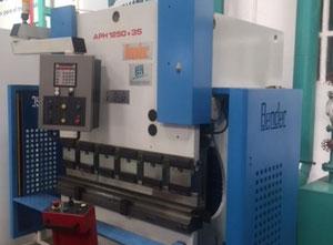 Baykal APH-1250x35 Abkantpresse CNC/NC