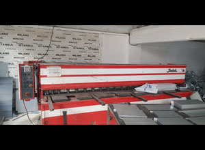 Nożyce gilotynowe CNC Baykal 4000x6 mm