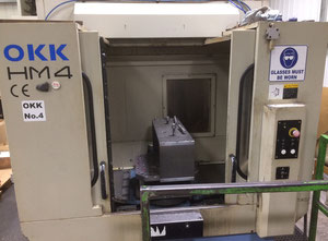 OKK HM4 Machining center - horizontal