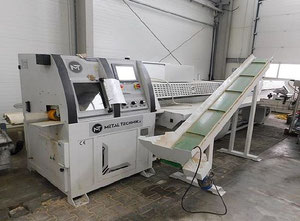 Metal Technika OWD-1600 Used cross-cut optimizing saw