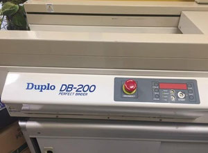 DUPLO DB-200 Perfect binder