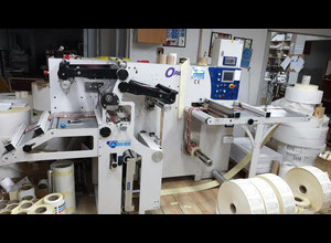Używany nawijak / rozwijak / maszyna do cięcia wzdłużnego Ashe Opal 2