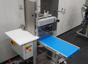 La Parmigiana PRS 250 Complete pasta or pizza production line