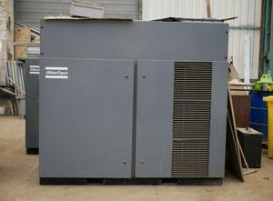 Sprężarka wysokociśnieniowa Atlas Capco ZT 55 et ZT 75