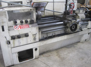 Used Russo MK 6048 lathe