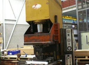 Ajial PVC-100 metal press
