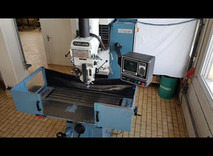 Retro Ag TRAK DPM 800 cnc vertical milling machine
