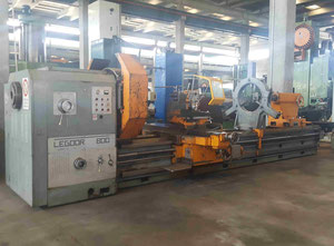Gornati LEGOOR 800 x 5000 facing lathe