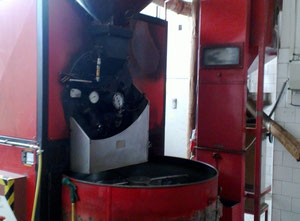 Sta Impianti K60 Coffee roaster