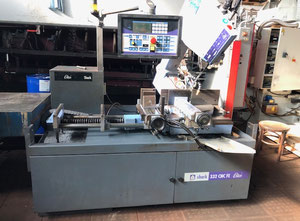 MEP SHARK 332- CNC-FE band saw for metal