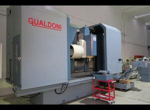 Centro di lavoro verticale usato Gualdoni GV 400