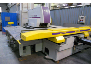 Muratec-Wiedemann VECTRUM 3046 ALPHA CNC Stanzmaschine
