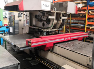 Poinçonneuse à cnc Muratec-Wiedemann C2500