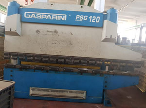 Gasparini PSG 120/3000 Abkantpresse CNC/NC