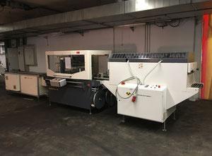 Beck Serienpacker SX 2051 / HV 601 HPLS Folien-Einschweißmaschine