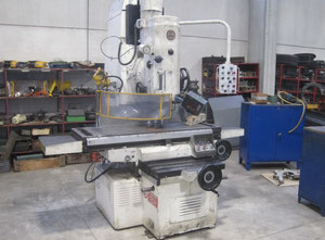 Used Sachman S 80 vertical milling machine