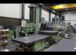 TOS WHN 13 Table type boring machine CNC