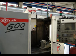 Obráběcí centrum - vertikální MAS MCV 500