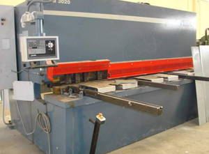 Used Gecko SB 3020 CNC shears