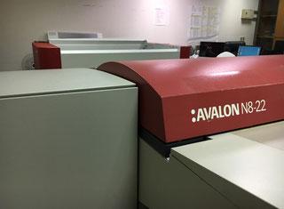 Agfa AVALON N8-22 SCREEN PT-R86005 P91121013